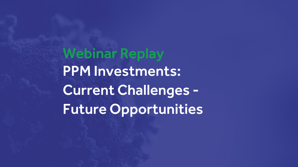 Webinar Replay: PPM Investments